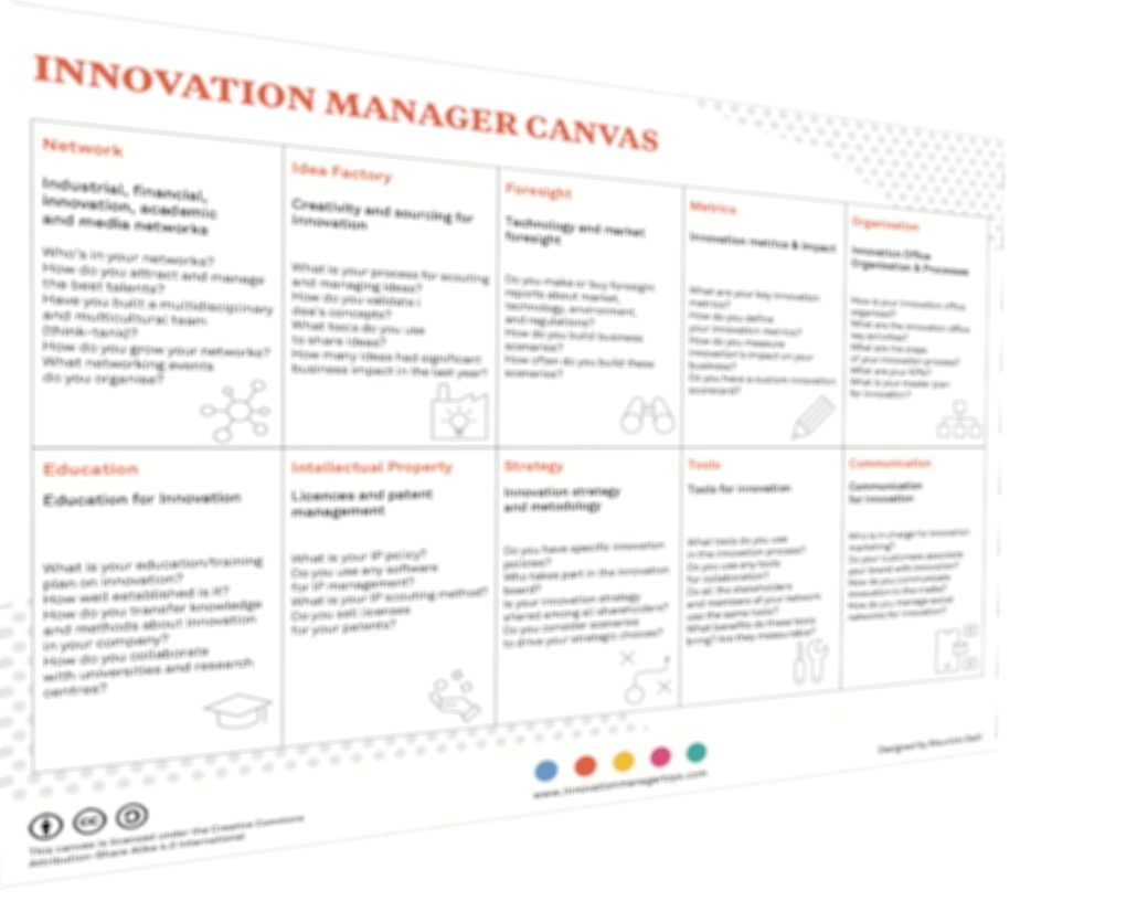 Innovation Manager Toys